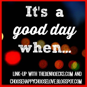 =It's A Good Day Linkup