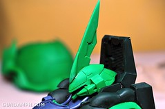 1-100 Kshatriya Neograde Version Colored Cast Resin Kit Straight Build Review (40)