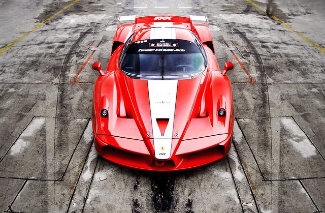 Ferrari  F X X