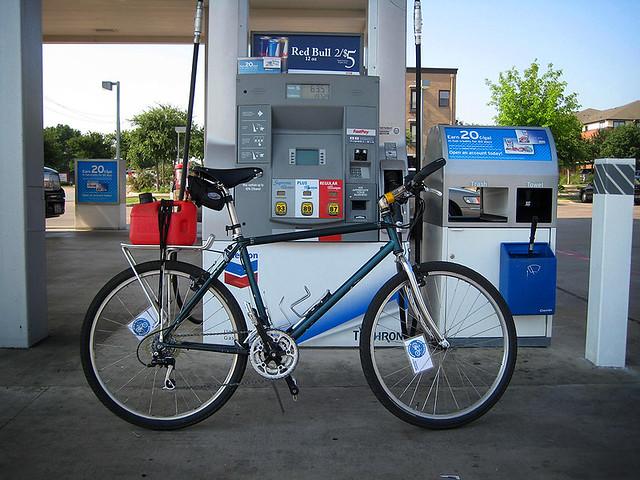 Gasoline Transport
