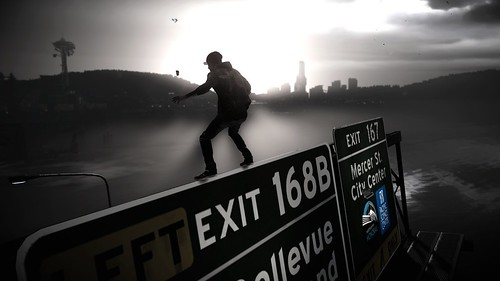 Billboard - inFAMOUS Second Son™