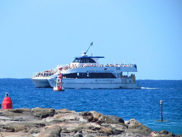 PWF boat