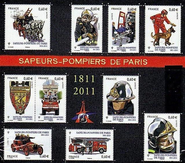 Bicentenar - Sapeur pompier de Paris