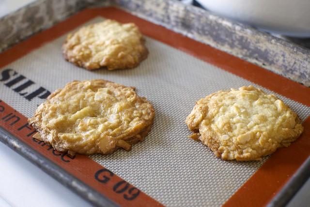 city bakery's coconut cookies