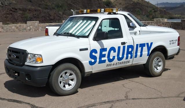 Unarmed Security Guard Training