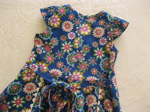 """You Sew Girl """"Best Dress"""" for Clare"""