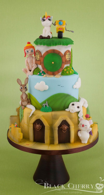 59. Cake!