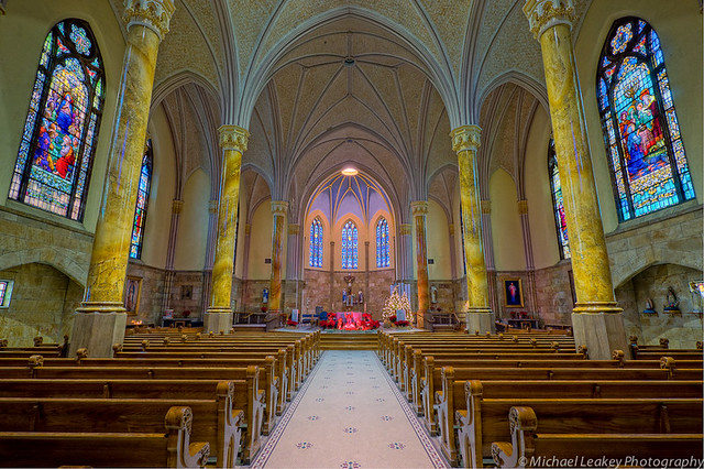 St Marys Catholic Church Indianapolis Flickr Photo