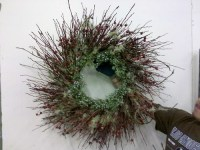 twig christmas wreath