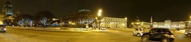 Catedral de San Isaac y Teatro Marinsky (antiguo Kirov)