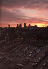 Clerkenwell sunrise