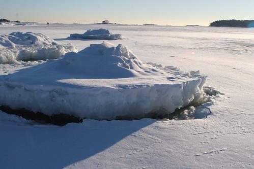 Helsinki shore