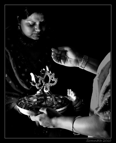 Give me thy blessings - 5 by Somnath Mukherjee Photoghaphy