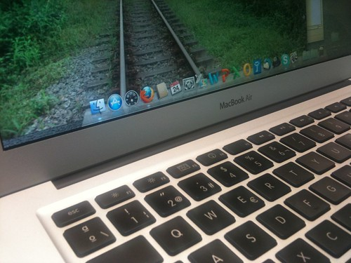 Macbook Air Keyboard 2