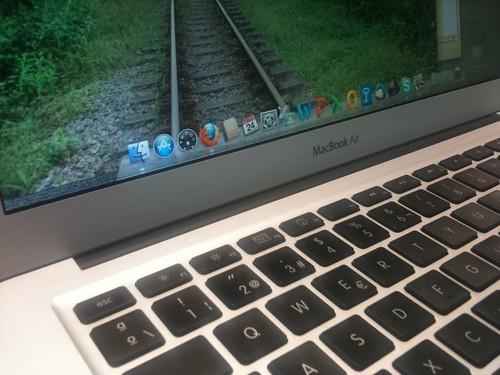 Macbook Air Keyboard 2