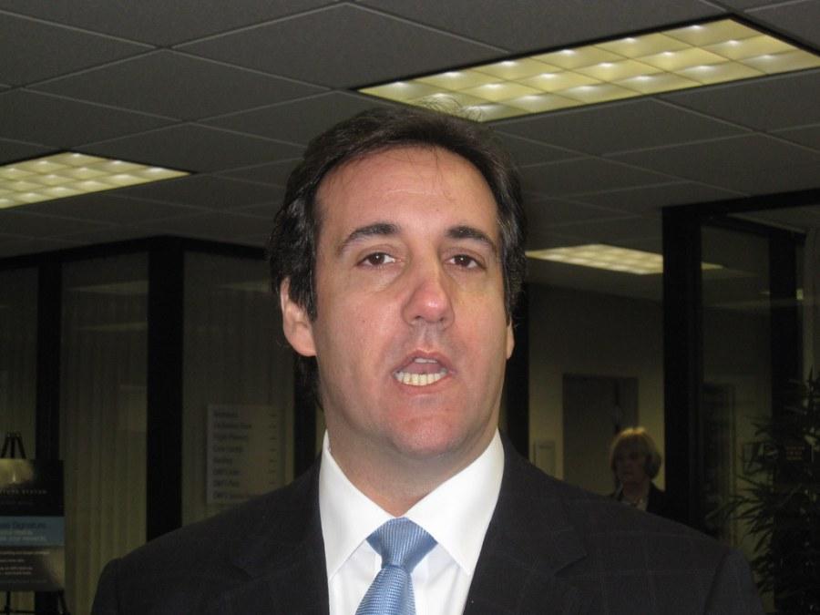 Trump executive Michael Cohen 015