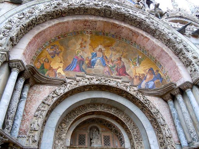 St. Mark's Basicila exterior