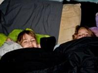 032/365 {2011} - Cuddles in Bed