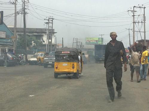 Jankara Market, Lagos - Lagos State Nigeria by Jujufilms