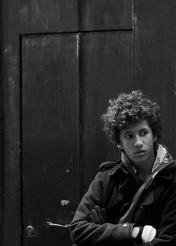 Neapolitan boy