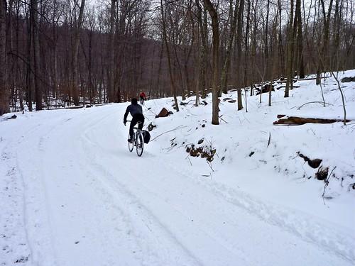 Descending Delauter Road