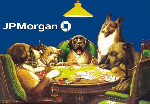 JPMorgan Chase: Banking as Betting