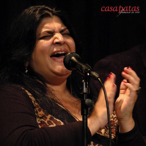 Laura Abadía. Foto: Martín Guerrero