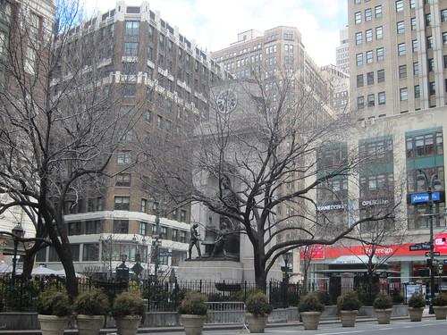 Herald Square. New York