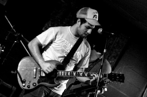 Lee Baines III & The Glory Fires, Nightlight, Chapel Hill NC, 04/28/11