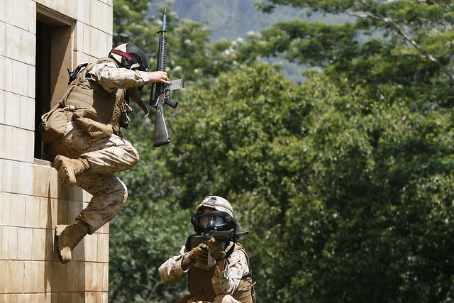 Oahu Army Base Location