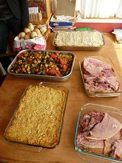 Easter Make-Ahead Feast