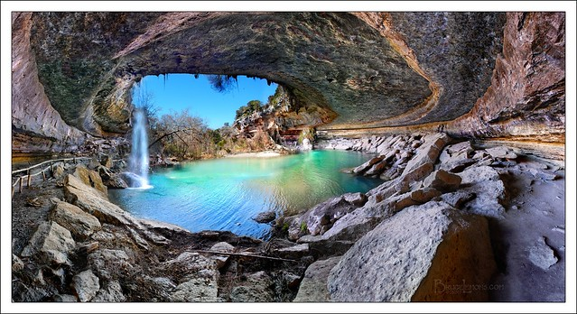 Hamilton Pool Preserve USA Amazing Places