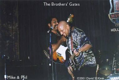 Phil Gates _ Mike Gates