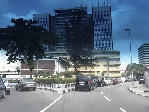 Lagos Island, Nigeria by Jujufilms