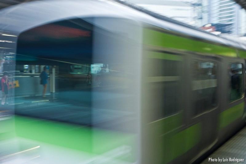 La línea Yamanote, incluida en el JR Pass