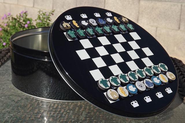 Travel Game Chess Set