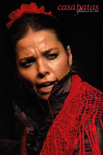 Vanesa Coloma. Foto: Martín Guerrero