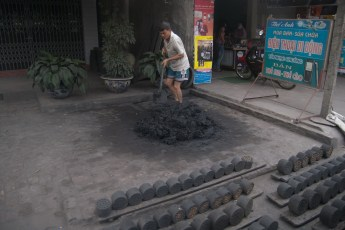 Leben beim Kohlekraftwerk 13