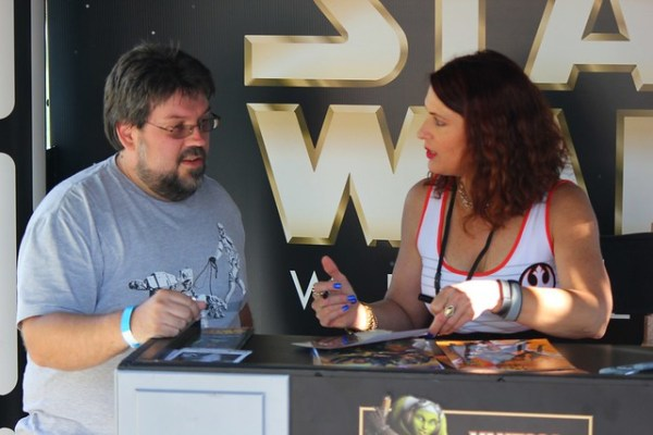 Star Wars Weekends 2014 at Walt Disney World