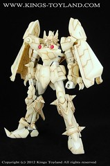 MG Versal Knight Gundam Resin Conversion Kit (19)