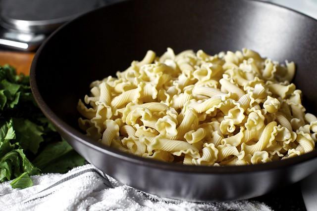 """pretty, pretty pasta (""""campanelle"""")"""