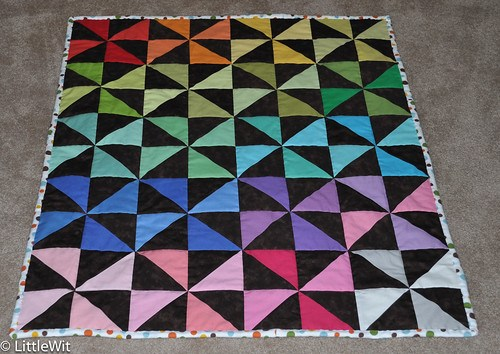 Cora's Quilt - finished!