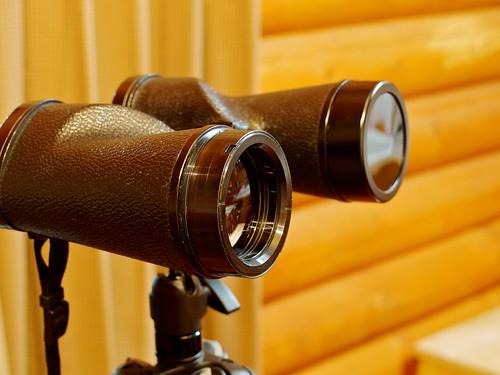 Nikon Binoculars 7x50 7.3º IF WP HP Tropical