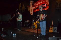 The Iguanas at Rock N Bowl 035
