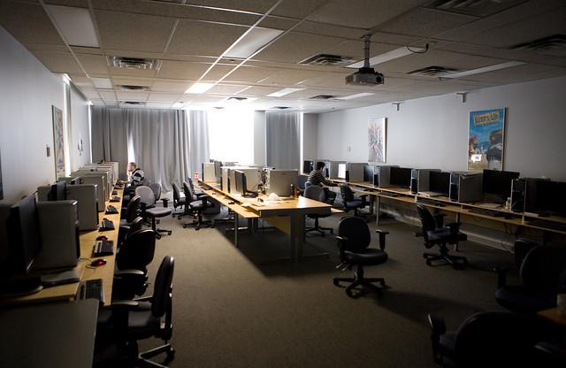 Digital Character Animation Campus at VFS