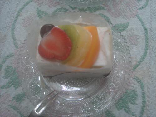 水果cake