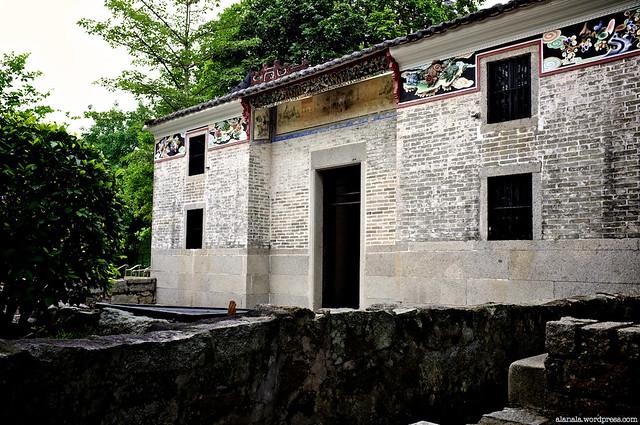 Declared monument - Wong Uk