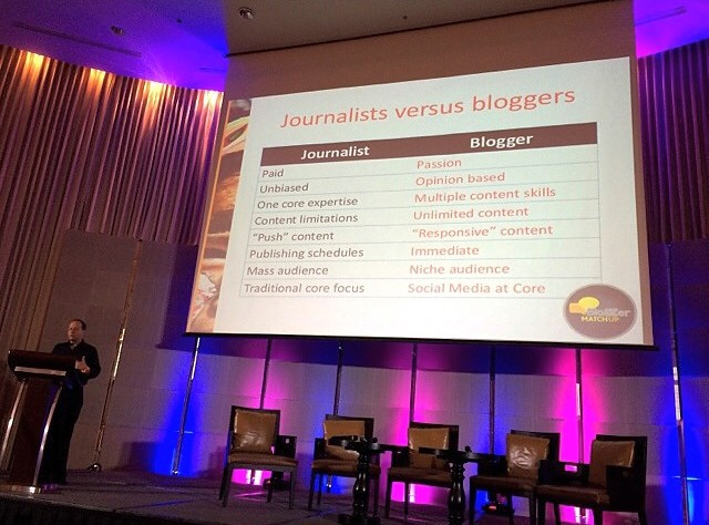 Understanding Journalist vs. Bloggers #diASIAtourism #DIABKK #travel #AmazingThailand