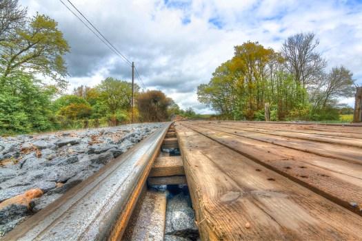 Järnvägsövergång Mörrum