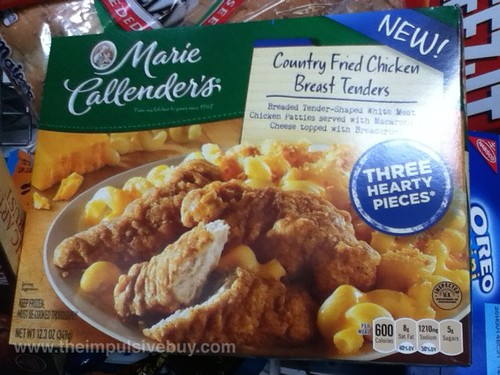 Marie Callender's Country Fried Chicken Breast Tenders
